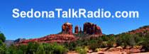 Sedona Talk Radio Logo
