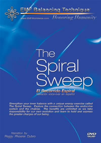 The Spiral Sweep - DVD