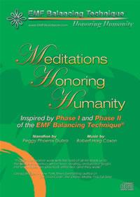 Meditations Honoring Humanity - CD