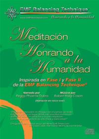 Meditación Honrando a la Humanidad - CD