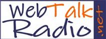Web Talk Radio Show Logo